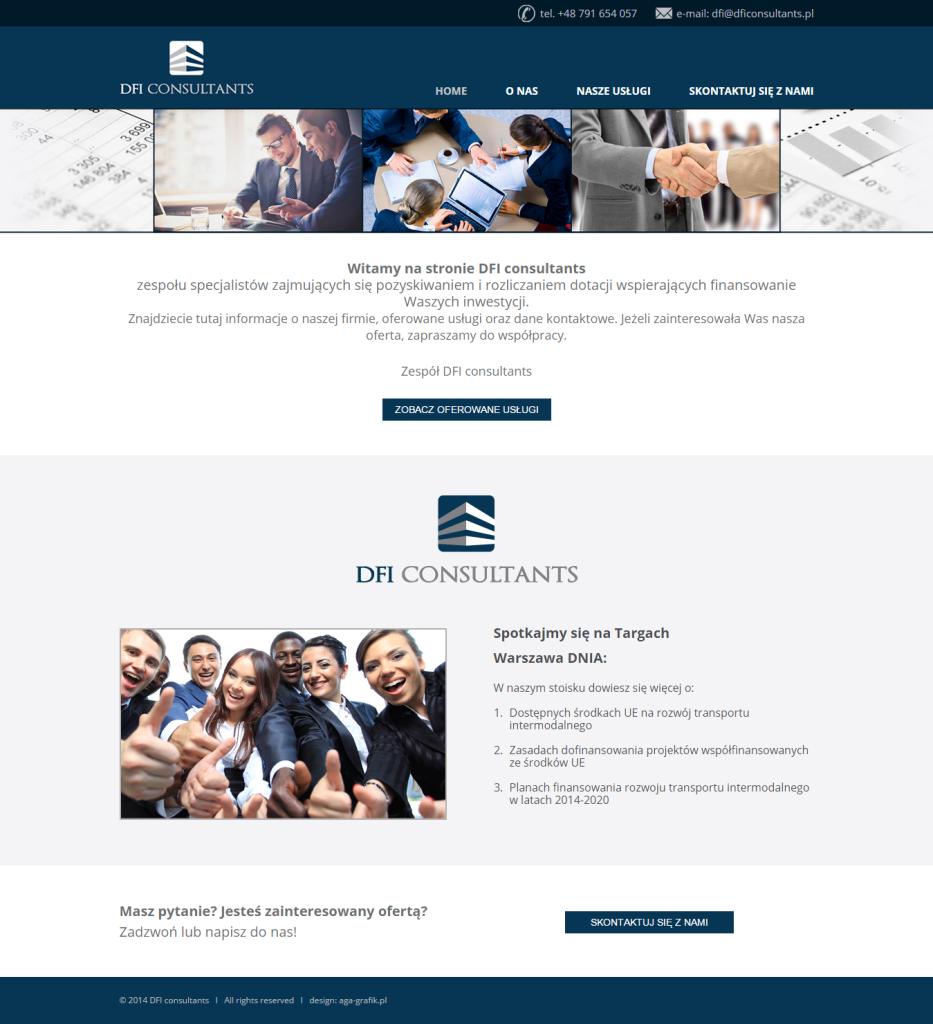 projekt-strony-internetowej-finanse