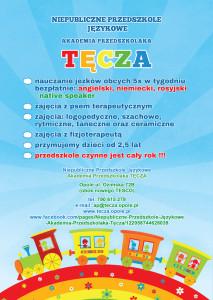 ulotka-A5-przedszkole-jezykowe