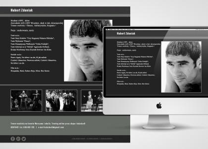 hubert-zduniak-projekt-strony