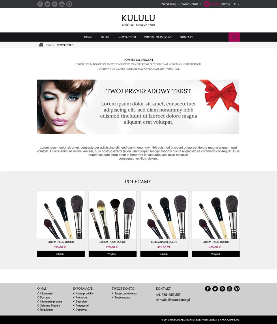 sklep-prestashop-projekt-strony