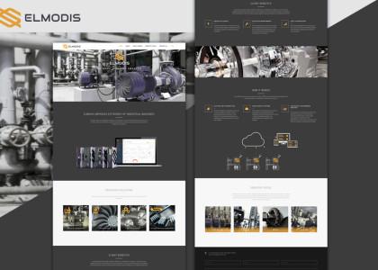projekt-strony-internetowej-elmodis-krakow