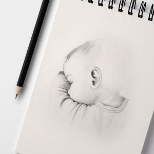 ilustracja-grafika-portret